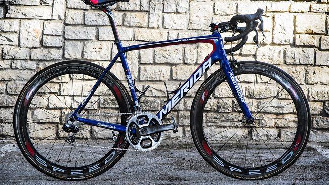 Merida Scultura bike