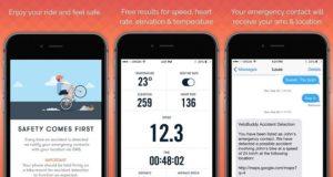 Bike Computer App by Venikom