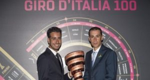 Fabio Aru and Vincenzo Nibali