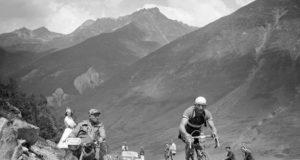Gino Bartali in 1938 Tour de France