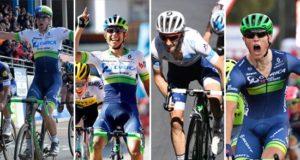Orica BikeExchange team