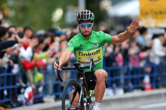 Peter Sagan wins Saitama Criterium 2016
