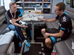 wiggins and brailsford
