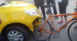 Car Bike Collision