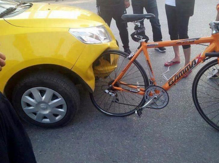 Car Bike Collision