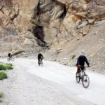 leh-manali highway cycling