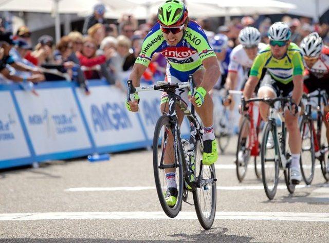 Peter Sagan in Tour of California