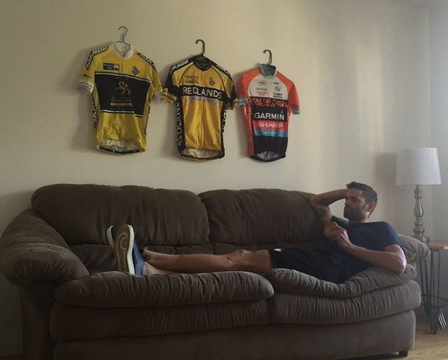 Phil Gaimon mocks Lance Armstrong on Twitter