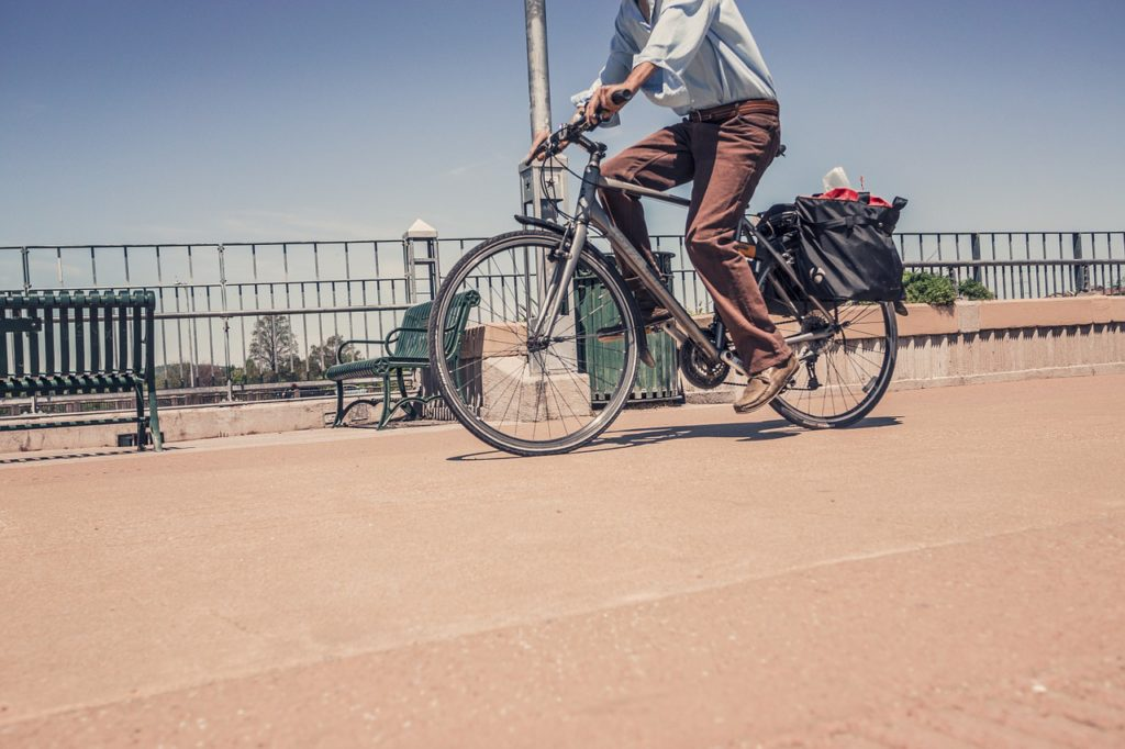 depression cyclist
