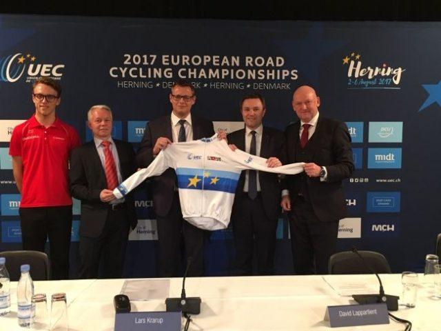 2017 European Championships