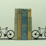bookshelf bicycle