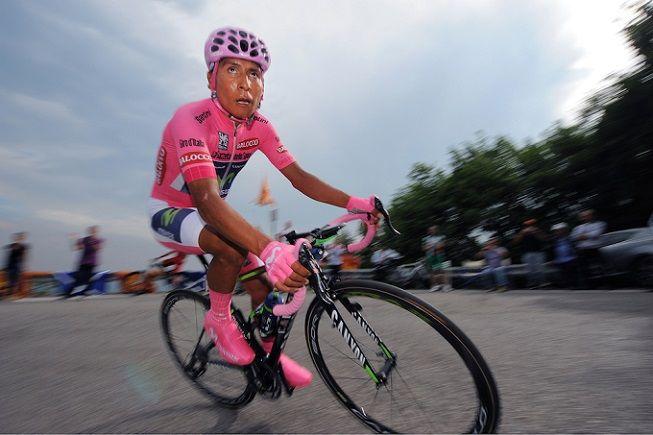Nairo Quintana giro 2014