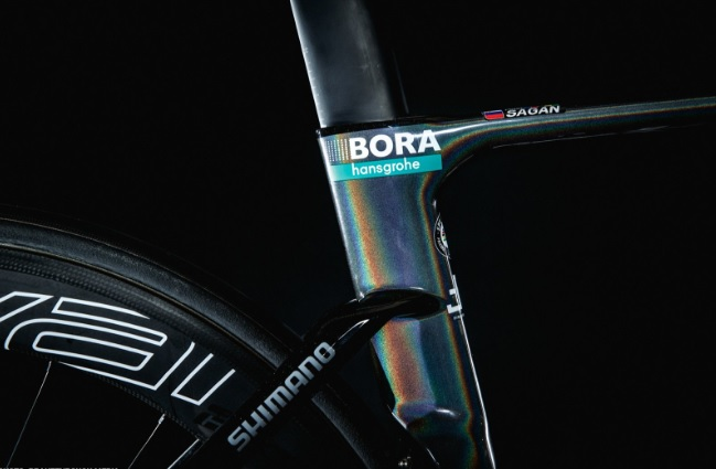 Sagan's Specialized