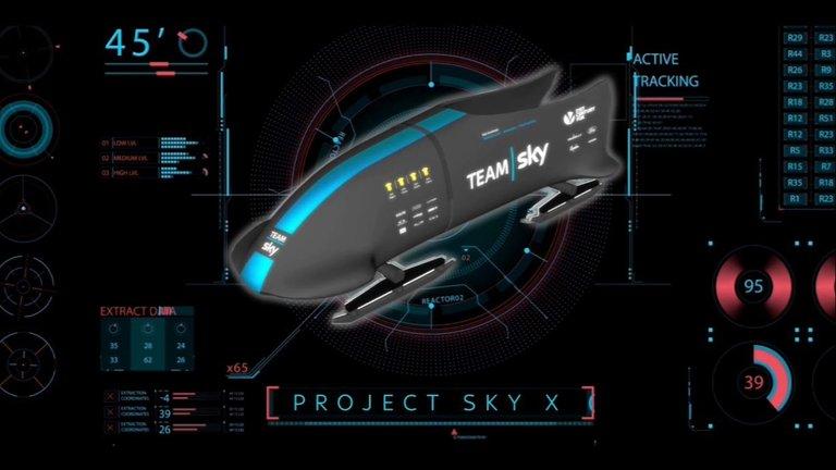 Team Sky Christmas