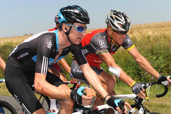 Wiggins and Armstrong