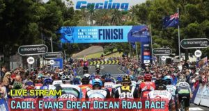 2017 Cadel Evans Great Ocean Road Race LIVE STREAM