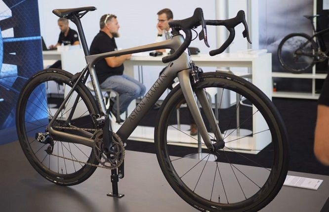 Introducing The 19 000 Aston Martin Bicycle Cycling Today