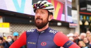 Bradley Wiggins the jump tv show