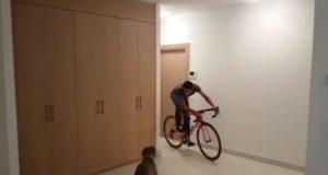 Contador training