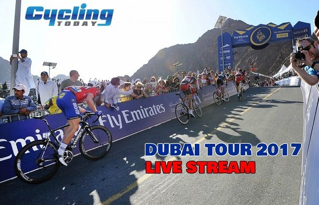 Dubai Tour 2017 live stream