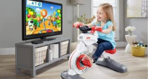 Fisher-Price turbo trainer