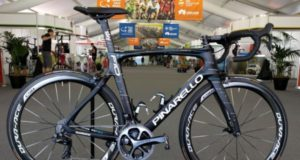 Geraint Thomas bike