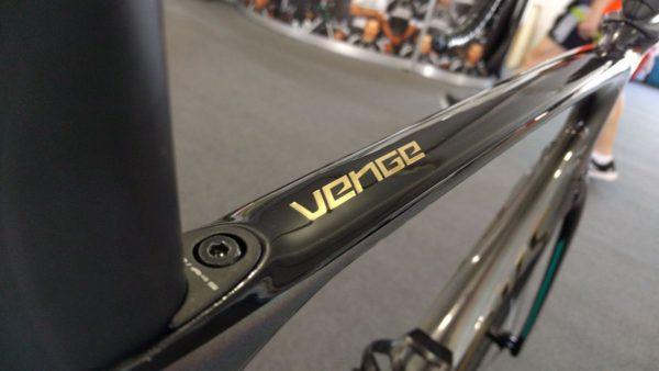 Gold Specialized Venge ViAS