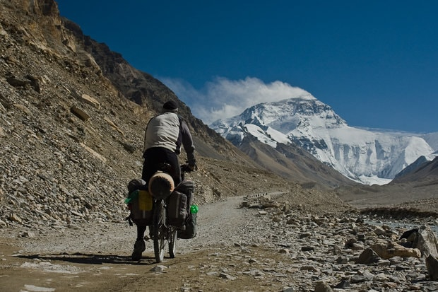 Everest bicycle