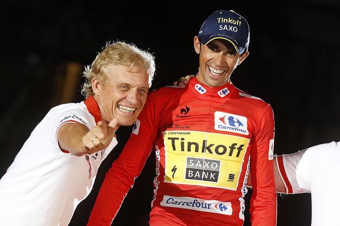 Tinkov and Contador
