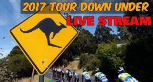 Tour Down Under 2017 LIVE STREAM