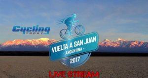 Vuelta a San Juan 2017 LIVE STREAM