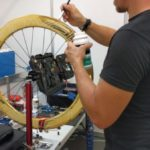 gold wheels Roval