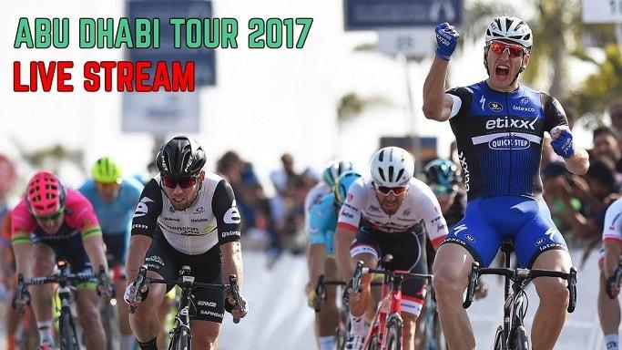 Abu Dhabi Tour LIVE STREAM