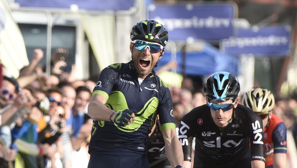 Alejandro Valverde 100 victories