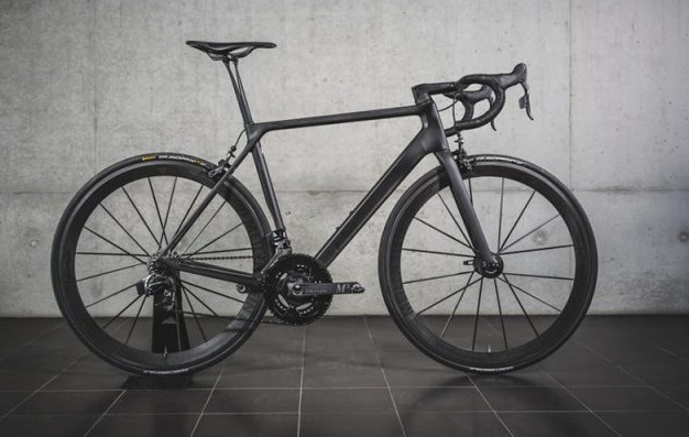 Canyon Unveils Its Lightest Road Bike Ever Which Weighs 4 96kg