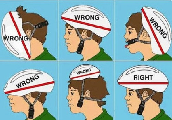 Helmet fit