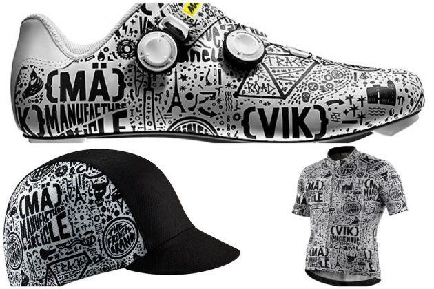 Mavic Paris-Nice collection