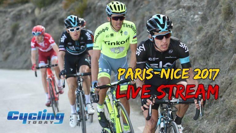 Paris-Nice 2017 LIVE STREAM