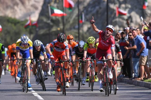 stage 6 Tour of oman 2017