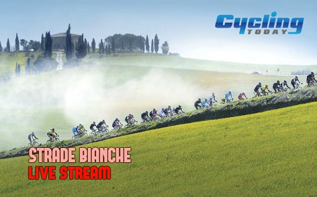 Strade Bianche LIVE STREAM
