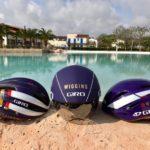 Team Wiggins helmets