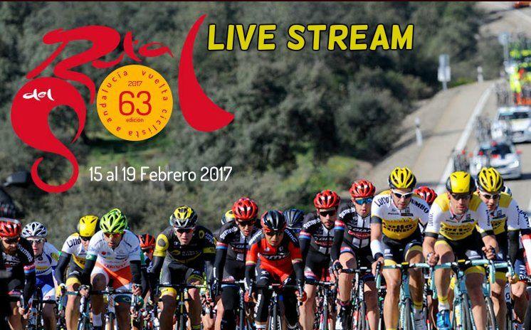 Vuelta a Andalucia 2017 LIVE STREAM