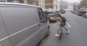 cyclist revenge