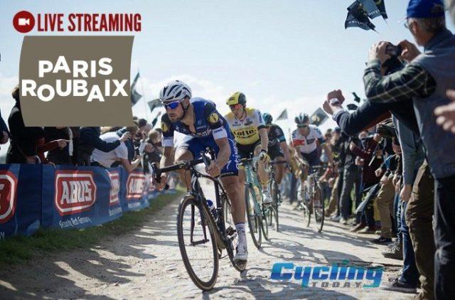 2017 Paris-Roubaix LIVE STREAM