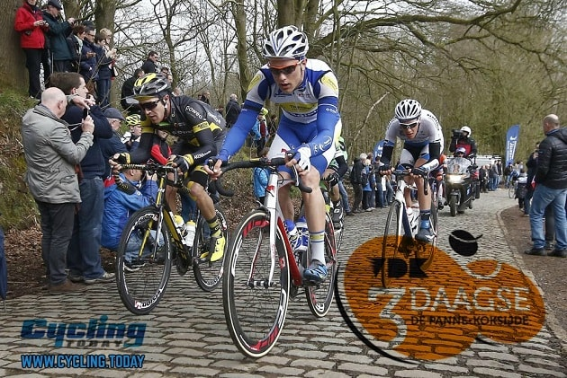 2017 Three Days of De Panne LIVE STREAM