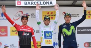 Alejandro Valverde volta a catalunya 2017
