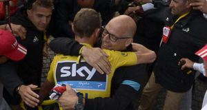Froome and Brailsford