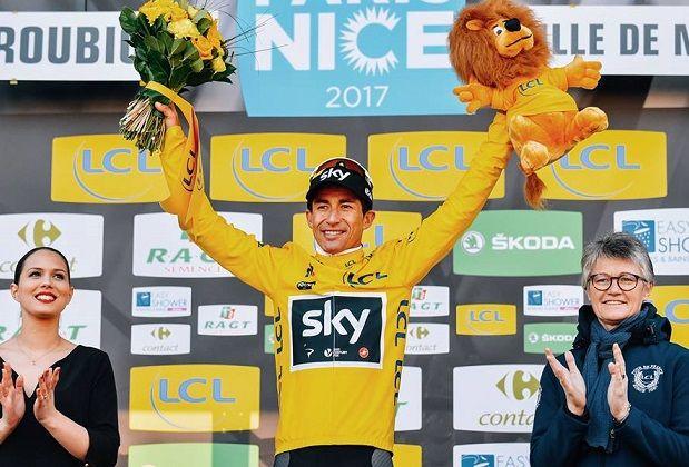 Sergio Henao wins Paris-Nice 2017