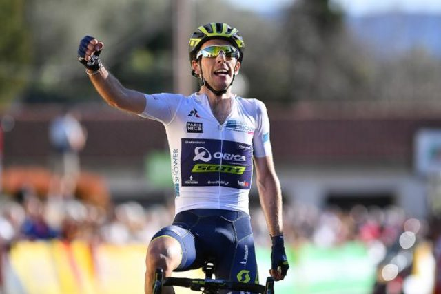 Simon YAtes paris nice 2017