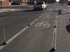 bike lane wichita